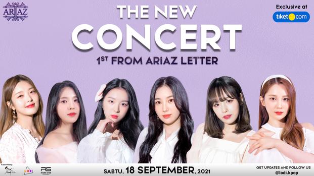Rerun Online concert ARIAZ