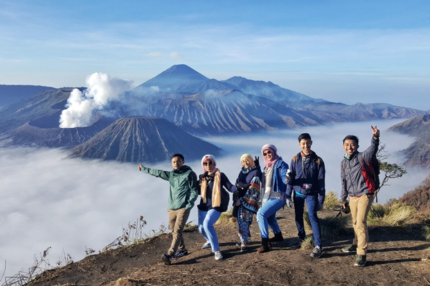 Bromo Panorama Non Sunrise Private Tour from Malang
