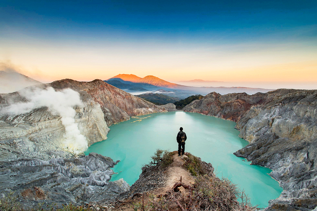 2D1N Bromo and Ijen Crater Private Hiking Tour from Malang