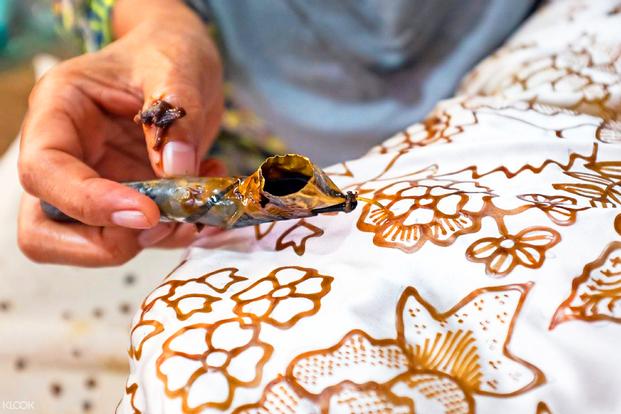 Batik Making Class in Malang