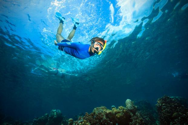 Snorkeling Tulamben by Bali Aqua Dive Center