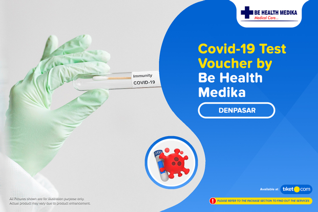COVID-19 Rapid Antigen /  PCR Swab Test by Be Health Medika