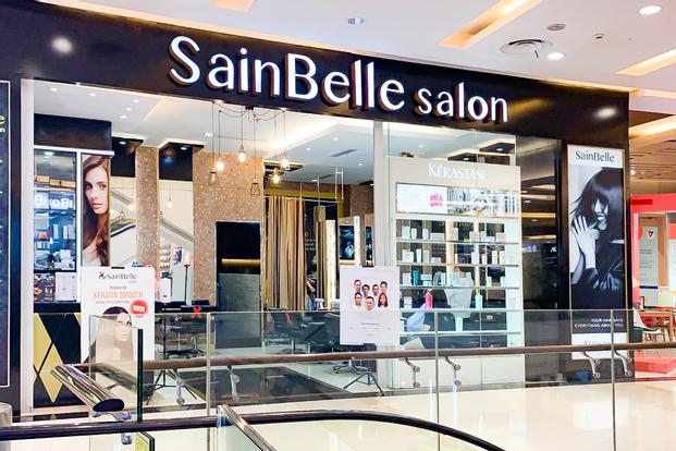 SainBelle Salon Living World Alam Sutera