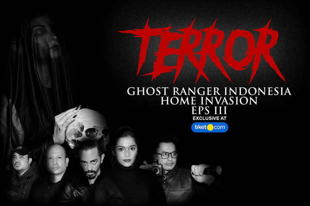 Ghost Ranger Indonesia – Home Invasion Eps.3