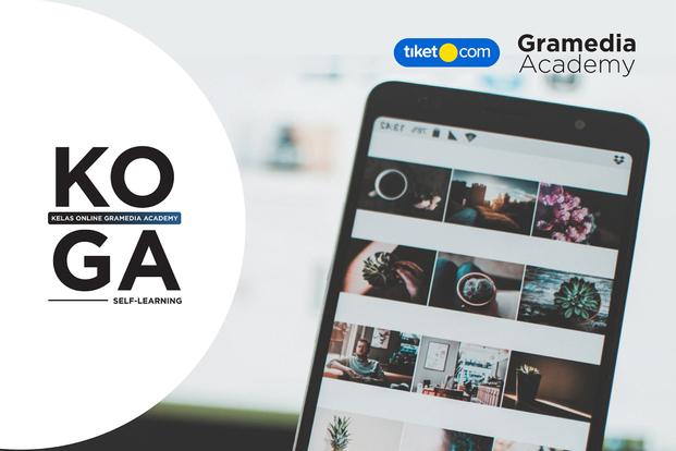 Membuat Video dengan Vlogit by Gramedia Academy