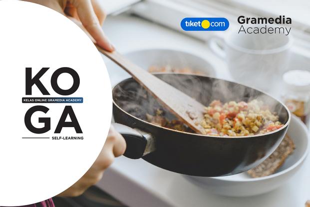 Seri Koki Sekejap Masakan Nasi Goreng by Gramedia Academy