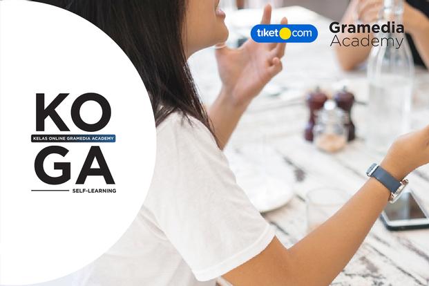 Speak With Power by Gramedia Academy