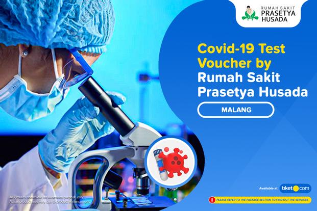 COVID-19 Swab Antigen Test by RS Prasetya Husada