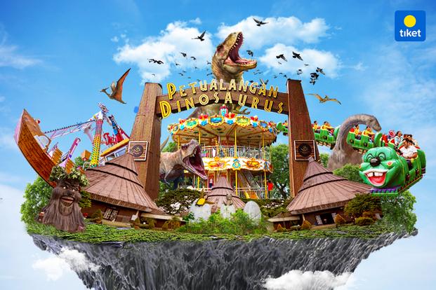 Taman Legenda Keong Emas TMII