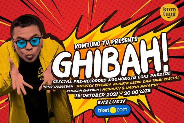 Ghibah Live Bandung