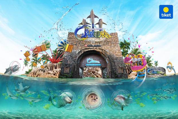 Ocean Dream Samudra Ancol