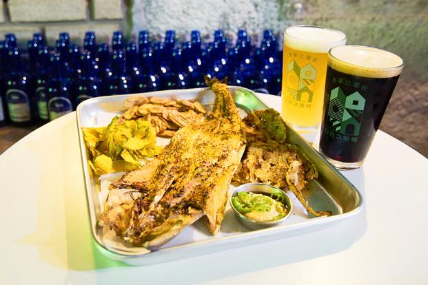 Dagagu Jutaek Beerhouse in Passion Island