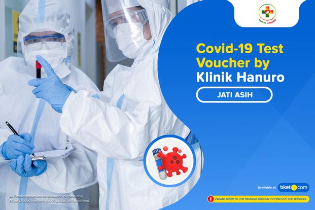 COVID-19 Rapid Antibodi / PCR / Swab Antigen Test by Klinik Hanuro