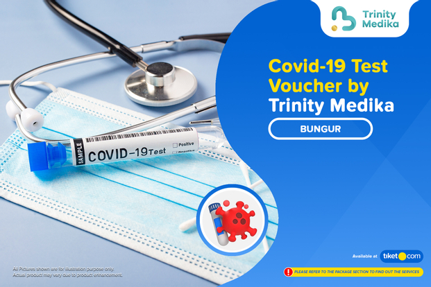 COVID-19 PCR / Swab Antigen Test by Trinity Medika Klinik Bungur