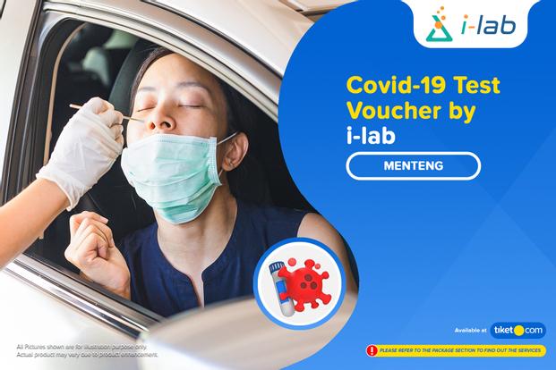 COVID-19 Rapid / PCR / Swab Antigen Test by I-Lab Indonesia