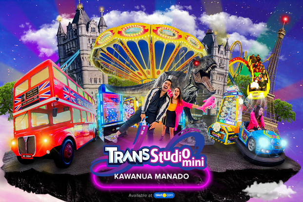 Tiket Trans Studio Mini Kawanua Manado