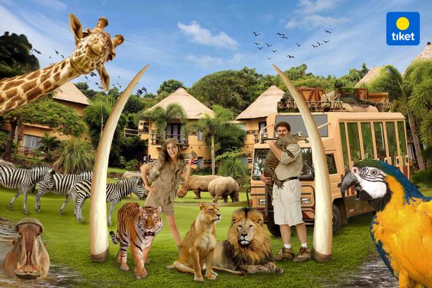 Tiket Bali Safari & Marine Park