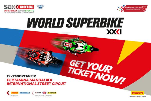 World Superbike 2021 Indonesian Round
