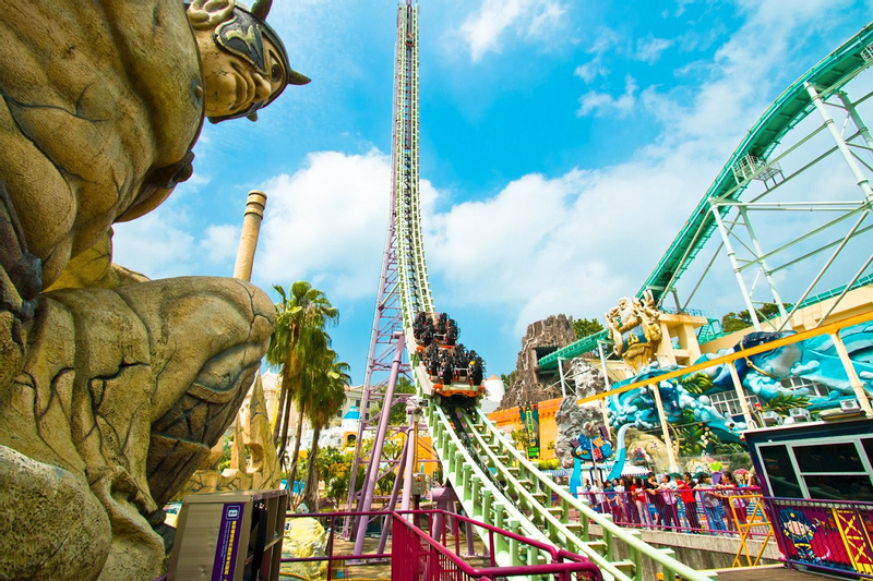 Kaohsiung E-DA Theme Park