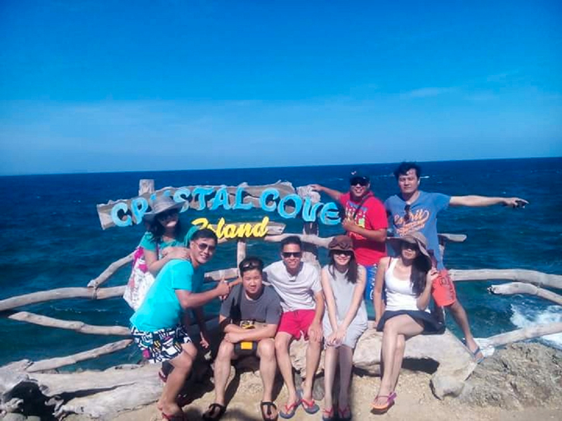 Private Island Hopping in Boracay