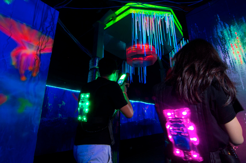 LazerXtreme Laser Tag in Manila
