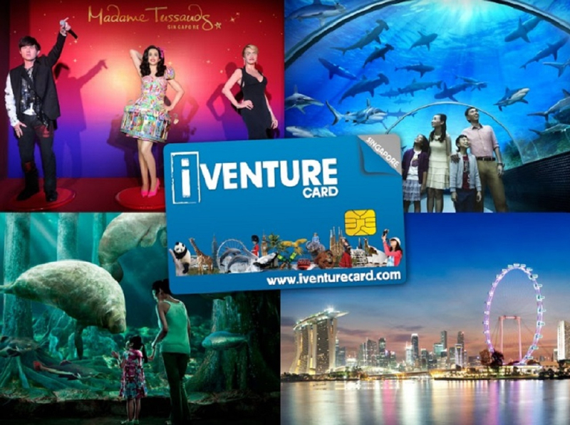 Singapore Flexi Attractions Pass