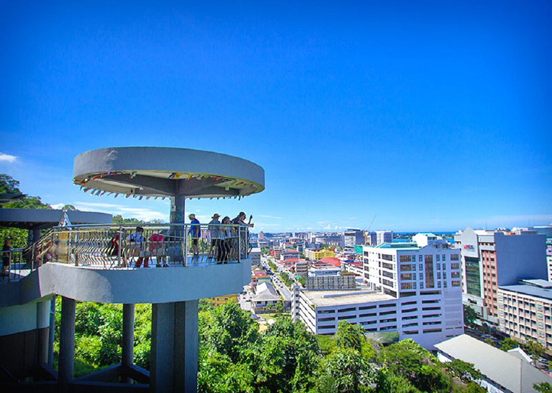 Kota Kinabalu City Tour and Filipino Market Shopping