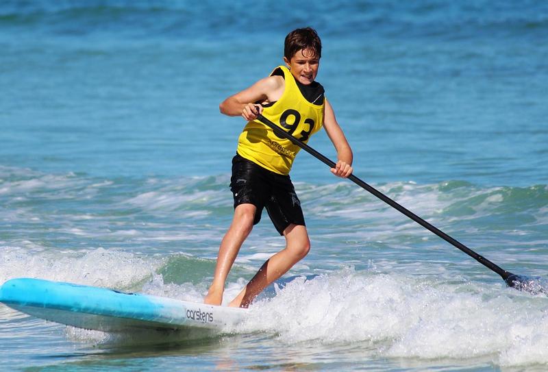 Kayak Island Hopping / Stand-up Paddle Tour