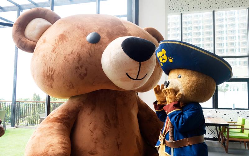 Museum Teddy Bear