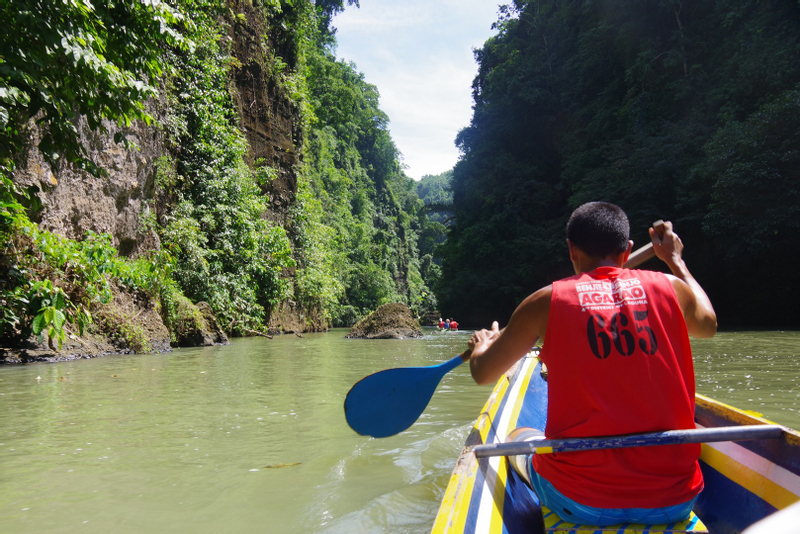 Pagsanjan Falls Private Day Tour from Manila by Vina Tour (비나투어)