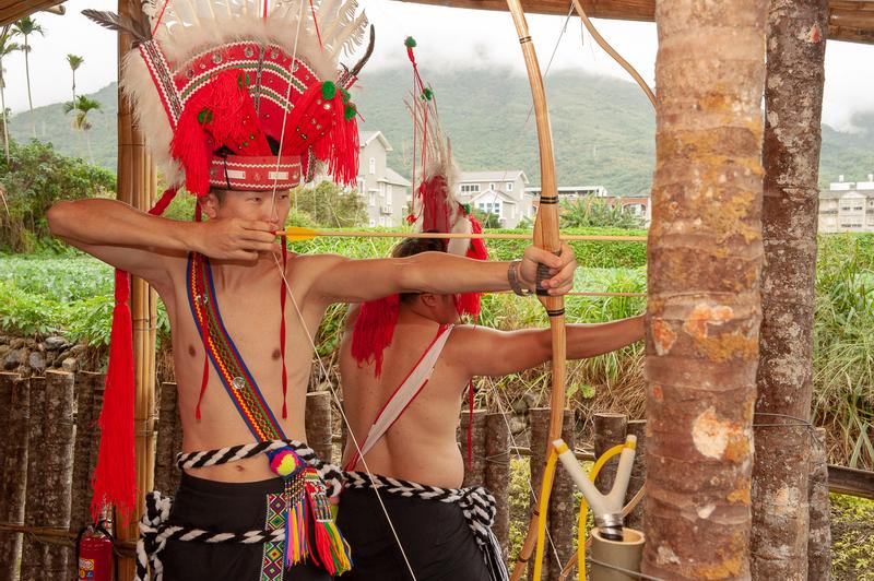 Aboriginal Hunter School Experience in Hualien