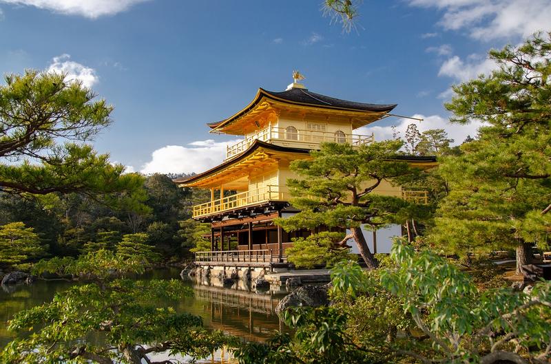 Tur Bus Kyoto dan Nara