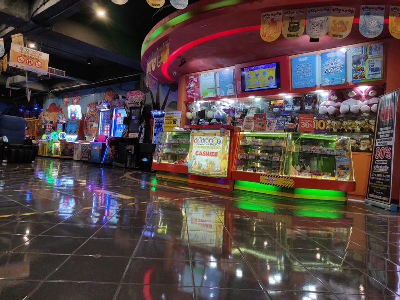 Element Family Fun Game Center in Malang