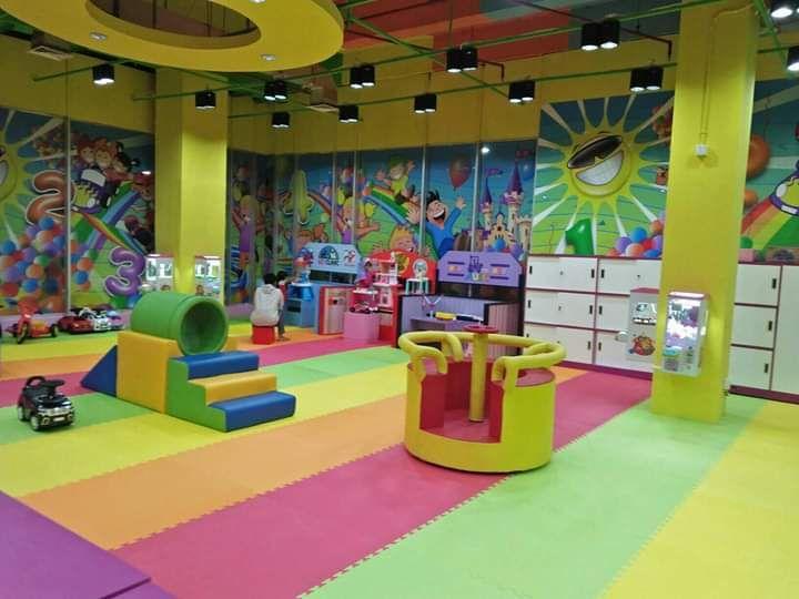 Terraland Playground in Bekasi
