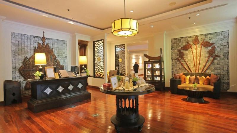 Mandara Spa at JW Marriott Phuket Resort and Spa in Phuket