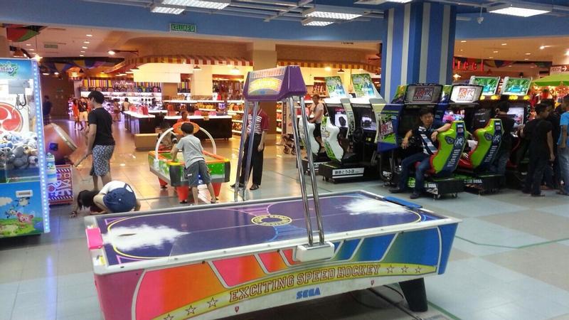 [MCO Special Promo] Fantazia Amusement Centre in Sarawak