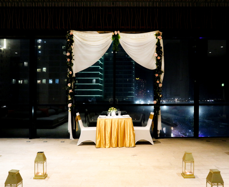 [Promotion 10% Off] Romantic Dinner at Sheraton Nha Trang Hotel and Spa for 2 people