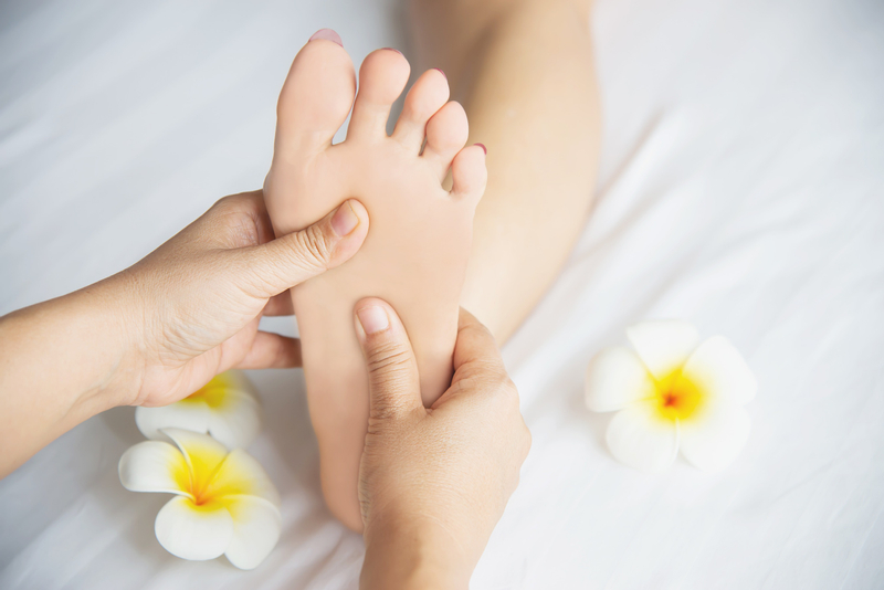 Home Massage and Nail Services in Singapore
