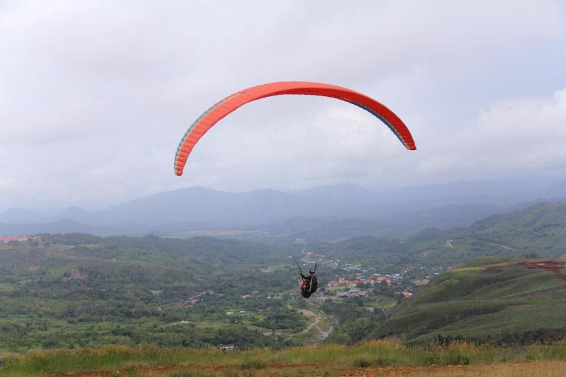 Borneo Paragliding Experience in Ranau