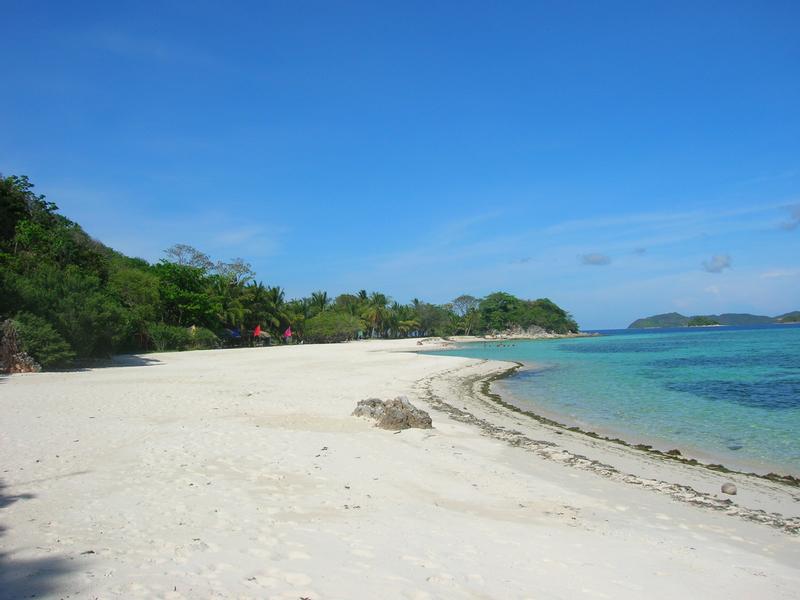 Palawan Coron Malcapuya Island Day Trip