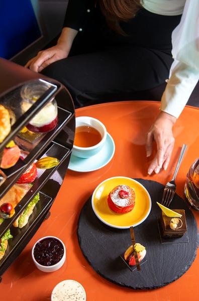 "Afternoon Tea Set or Happy Hour ""Between the Bun"" at Le Meridien Saigon Hotel"