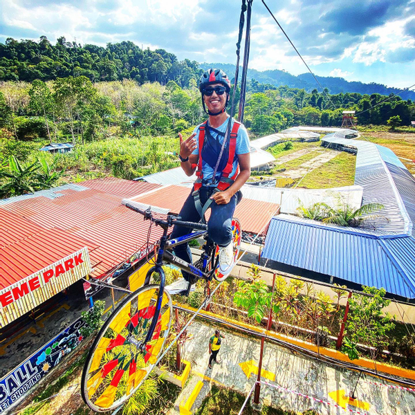 Langkawi Adventure and Xtreme Park Ticket