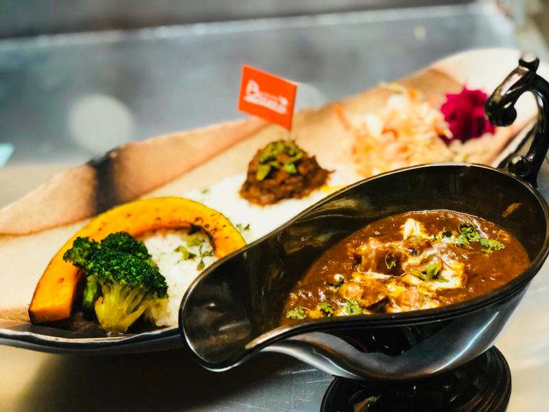 Bonanza in Sapporo Station Area - Soup Curry