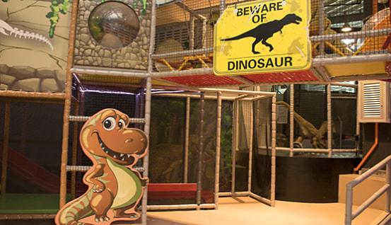 Dino Gym at The TOP Penang