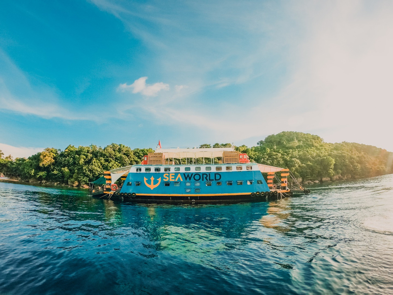 Sea Walking Ticket at Phu Quoc Namaste Coral Park
