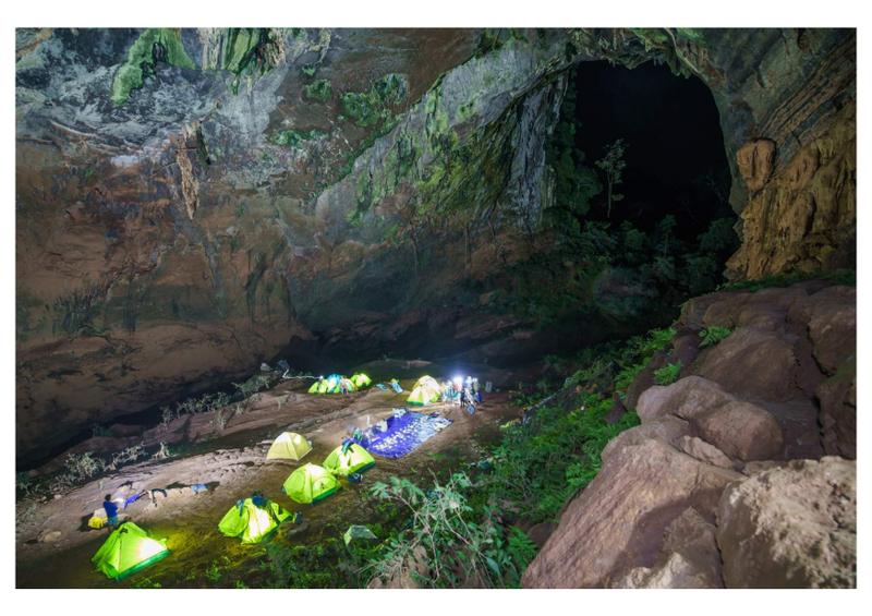 Camping & Trekking 2D1N Tour: Hang Pygmy Exploration