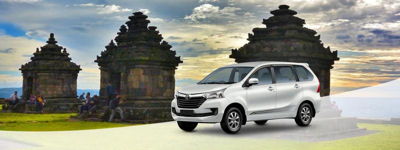 Yogyakarta Private Car Charter