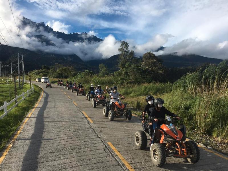 ATV Adventure in Kundasang