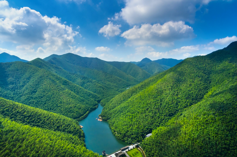 Tianmu Lake and Nanshan Bamboo Sea Admission Ticket in Changzhou (for Mainland China ID Holder Only)