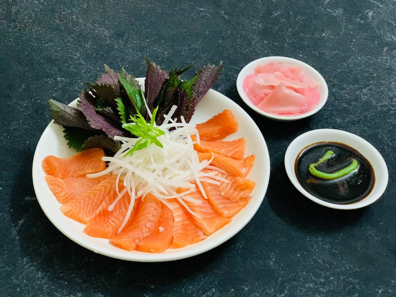 Vietnam Northwest Specialty Food Combo (Sapa Salmon, Moc Chau Veal and Pork) - Ha Noi Delivery